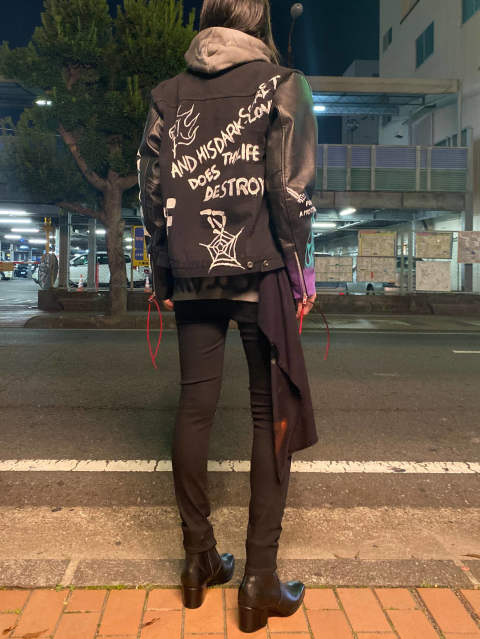 【CAVIALE】×【GalaabenD】STYLING