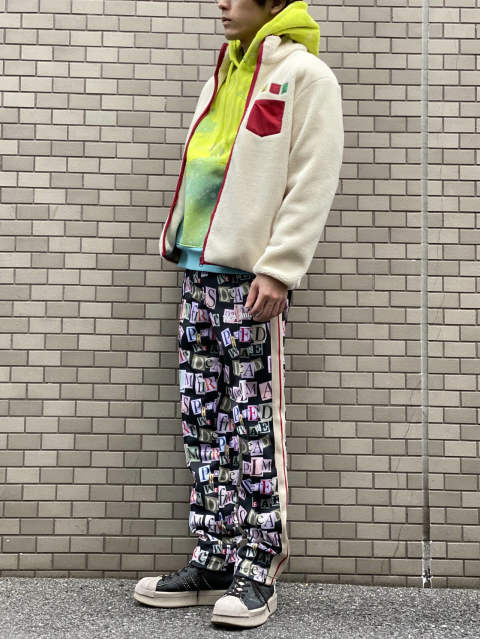 19AW 【CLOT】×【Palm Angels】 STYLING